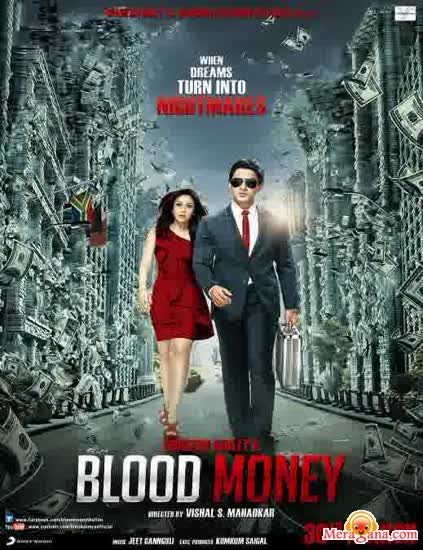 Poster of Blood Money (2012) - (Hindi Film)